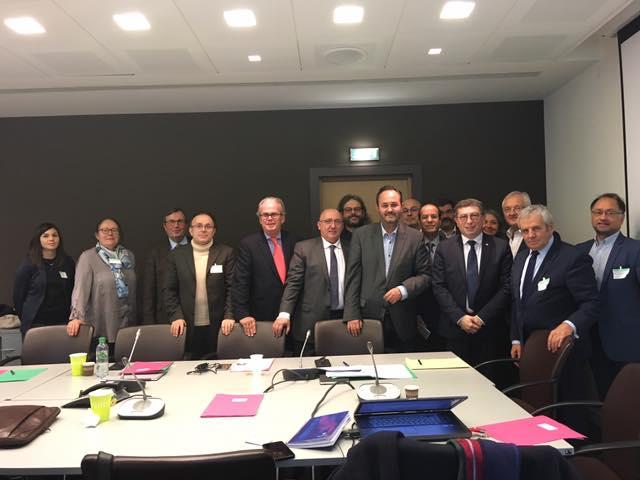 Comité directeur novembre 2018 2