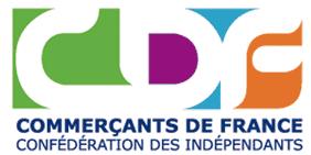 Logo Confédération des Commercants de France